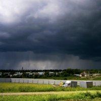 Скоро грянет...А где то уже идет дождь... :: Людмила Богданова (Скачко)