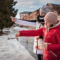 Зима, прощай! В добрый путь! :: Дарья Казбанова