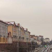 Городской пейзаж :: Tatsiana Latushko