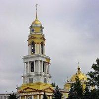 Храм на горе. :: Андрей Синицын