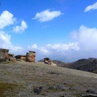Каменные Грибы или Столы богов :: Vladimir 070549