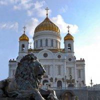 На страже храма :: Oxana Krepchuk