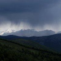 Кажется дождь собирается... :: Кристина Воробьева
