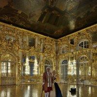 Большой зал Екатерининского дворца :: Nataly St.