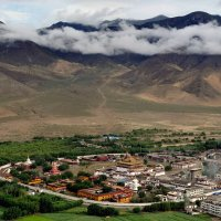 Тибет. Монастырь Самьё :: Александр