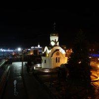 Одигитрия ночью :: Натали Акшинцева