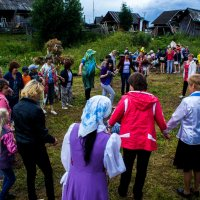 Летка гора-2014 :: Артём Бояринцев