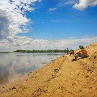 Про рыбалку! :: Александр Афромеев