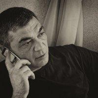 Мужской портрет :: Александр Гапоненко