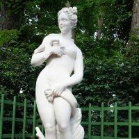 Аллегория сладострастия. Неизвестный скульптор, Италия, 1722 г. :: Елена Павлова (Смолова)