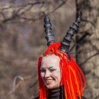 очаровательная дьяволица :: Дмитрий Сушкин