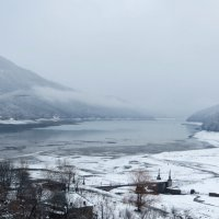Снежные дали :: Наталья Джикидзе (Берёзина)