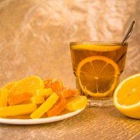 Утро в лимонных тонах :: Дмитрий Брошко