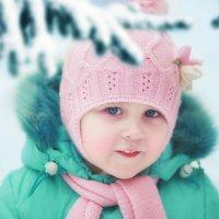 Зима :: Нина Цинько