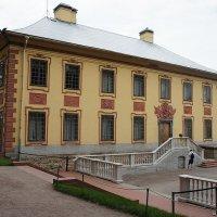 Летний дворец Петра I. Арх.Трезини Д., 1710-1712, петровскоебарокко. Южный фасад :: Елена Павлова (Смолова)