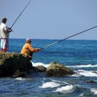 Рыбаки.... :: Герович Лилия