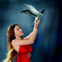 птица :: мирон щудло
