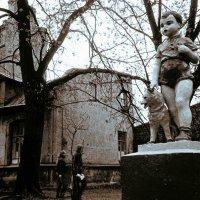 Питерские дворы 5 :: Цветков Виктор Васильевич
