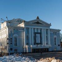 Пермский Театр Оперы и Балета. :: Валерий Молоток