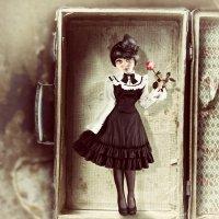 Винтажная кукла. :: Наталья Борисова
