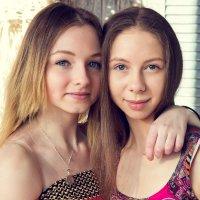 Подруги :: Елена Лебедева