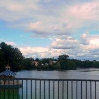 Розовые облака :: Агриппина
