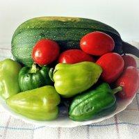 Овощи. Натюрморт :: Vladlena Che