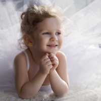 маленькая балерина :: Татьяна Малинина