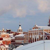 комплекс женского Иверского монастыря(Самара) :: Ирина ***