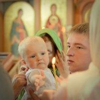 Крещение :: Вячеслав Овчинников