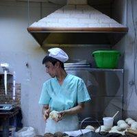 Пекарь :: Ирина Н