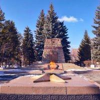 мемориал :: Сергей Двухгрошев