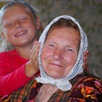 Бабушка, смотри сюда! :: Teresa Valaine