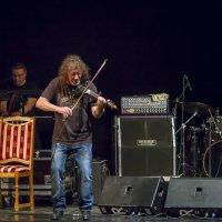Владимир Кузьмин со скрипкой :: sorovey Sol