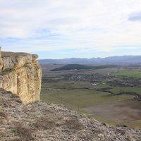 Вид со скалы Ак-Кая. :: Lana
