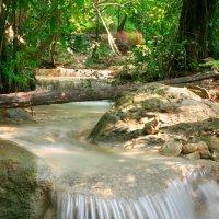 Водопады Эраван, Тайланд :: Алексей Лугинин