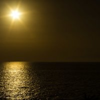 Tenerife.  Sunset :: Aleksandr Papkov