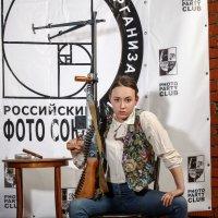 Даша - пулеметчица ))) :: Павел Myth Буканов