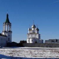 Спасо-Яковлевский монастырь :: Валентина. .