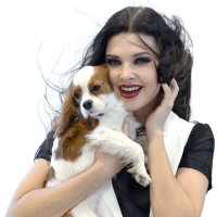 Дама с собачкой :: Kliwo