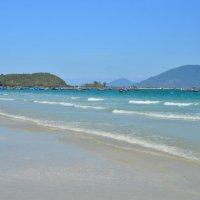 Paradise beach. Nha Trang. Vietnam :: Кирилл Антропов
