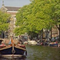 Каналы Амстердама :: Денис Францев