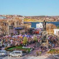 16.03.15 Севастополь, 1 год со дня референдума :: Виктор Фин