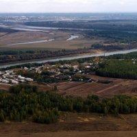 Окрестный ландшафт города старинного Касимов :: Николай Варламов