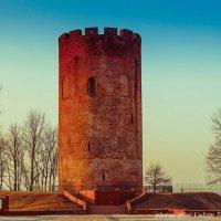 Белая вежа :: Vadzim Zycharby