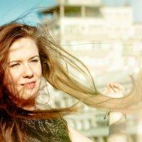 Весенний ветер :: Фотохудожник Наталья Смирнова