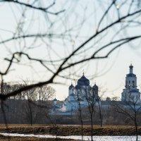 Боголюбовский женский монастырь. :: Иван Щербина