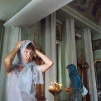 В православном храме :: Владимир Ростовский