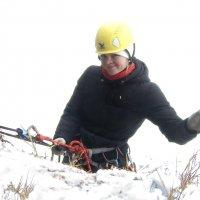 Альпинистка моя - скалолазочка :: Владимир Максимов