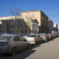Весенняя улица :: Aнна Зарубина